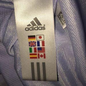 adidas Jackets & Coats - Adidas Zippered Lightweight Athletic Jacket